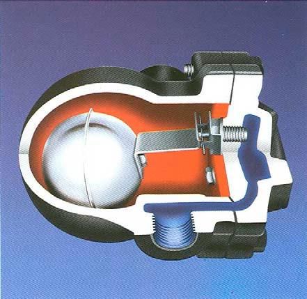 Конденсатоотводчик EAL 14 для систем сжатого воздуха